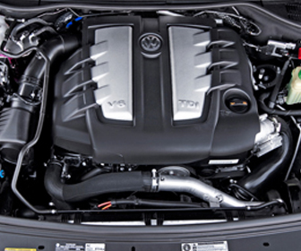 Reconditioned VW Touareg Engines