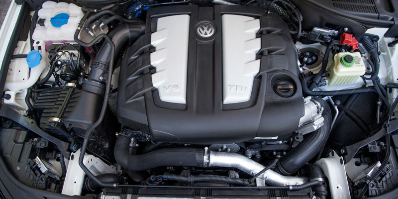 Replacement VW Touareg Engines