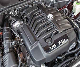 Used VW Touareg Engines