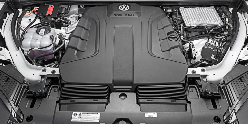 VW Touareg Engines Replacement