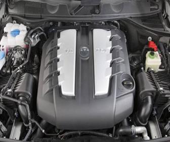 VW Touareg Engines