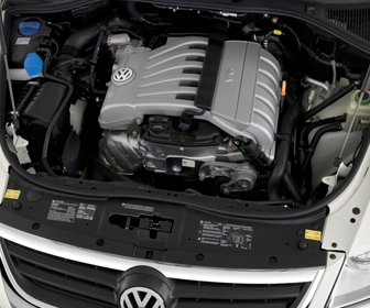VW Touareg Reconditioned Engines
