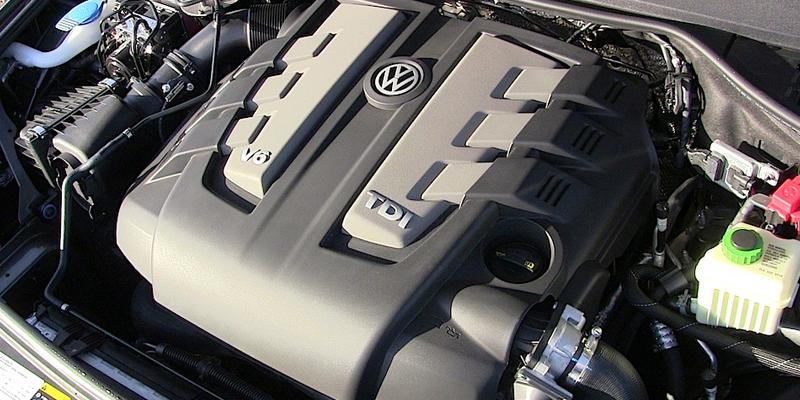 VW Touareg Used Engines