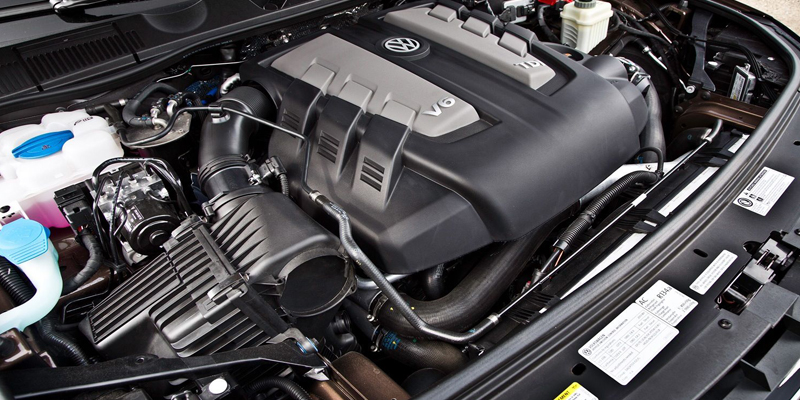 Recon VW Touareg Engines