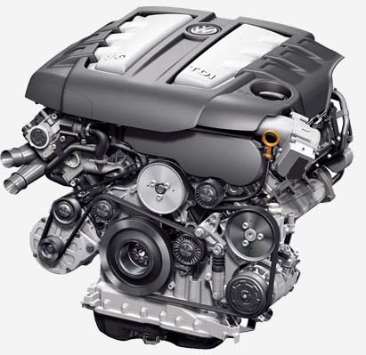 VW Touareg 4.2 Engines
