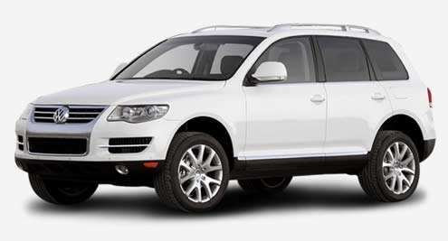 volkswagen touareg reconditioned engines